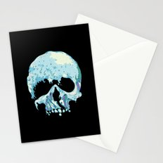 Silent Wave Stationery Cards