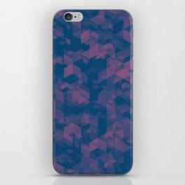Isometric Grid No. 1  iPhone Skin