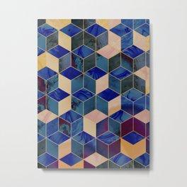 Geometrical Force #2 Metal Print