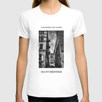 manchester T-shirts featuring  Northern Quarter MANchester by inkedsandra