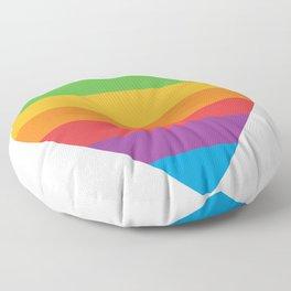 Apple Love Floor Pillow