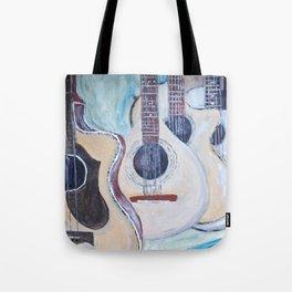 music wall Tote Bag