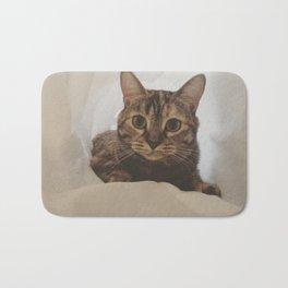 Kitty Puss Bath Mat