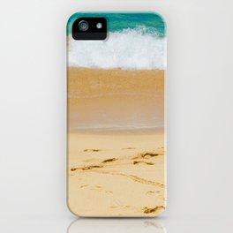Shoreline Beach iPhone Case
