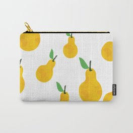 pear yellow Carry-All Pouch