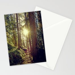 Hidden trail Stationery Cards