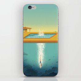 Beneath the Surface iPhone Skin