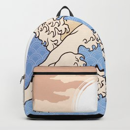 The Great Wave Off Backpack