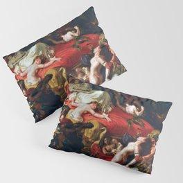 Eugene Delacroix - Death Of Sardanapalus - Digital Remastered Edition Pillow Sham