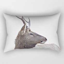 Deer, animal Rectangular Pillow