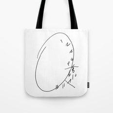Hannibal Clock Tote Bag