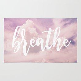 MANTRA SERIES: Breathe Rug