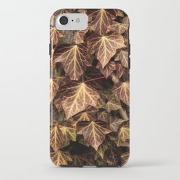 Red Leafes iPhone Case