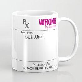 Prescription Pad Coffee Mug