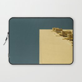 Summer has come and the air is on! Laptop Sleeve