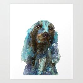 DOG#16 Art Print