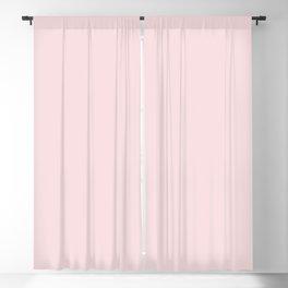 Basics - Blush Pink Blackout Curtain