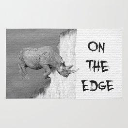 On The Edge Rug
