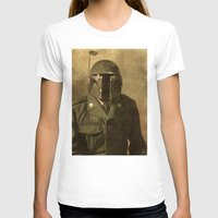 general T-shirts featuring General Fettson   by Terry Fan