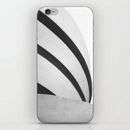 Guggenheim Shapes iPhone Skin