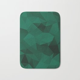 Emerald Bath Mat