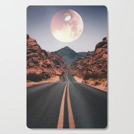 Mooned Cutting Board