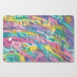 Bursting with Color Cutting Board