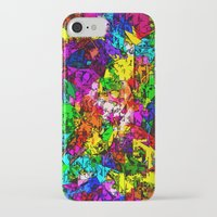 superhero iPhone & iPod Cases featuring Superhero Dreamscape by Glanoramay