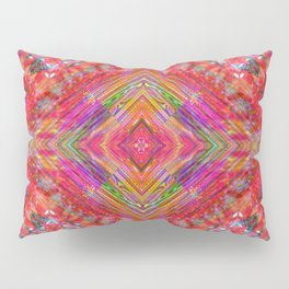 Geometric Spiritual Awakening Pillow Sham