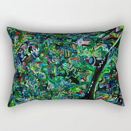 Emerald City Rectangular Pillow