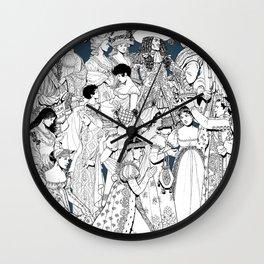 Century Wall Clock