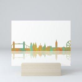 Skyline London 1 Mini Art Print