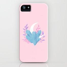Crystal Queen iPhone Case