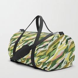 Gorgeous  Green Military Duffle Bag