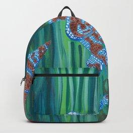 Saguaro Cactus Sunset Backpack