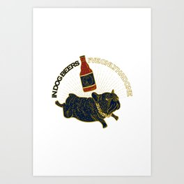 In Dog Beers, I've had only one Art Print