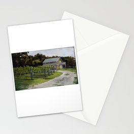 Vineyard in Cape May, NJ Stationery Cards