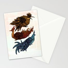 Legendary Birds Stationery Cards
