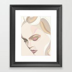 ÉLAN Framed Art Print