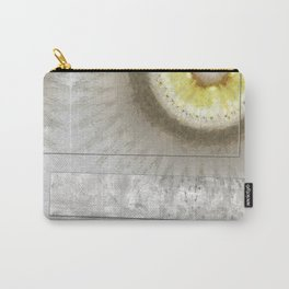 Anormal Consonance Flowers  ID:16165-051526-55391 Carry-All Pouch