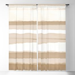 Strips 2 Blackout Curtain