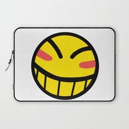 Cowboy Bebop - Hacker Smile Laptop Sleeve