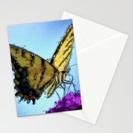 Butterfly (Synhetextureus) Stationery Cards
