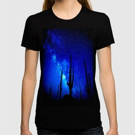 The Milky Way Blue T-shirt