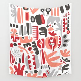 Lady Bug Wall Tapestry