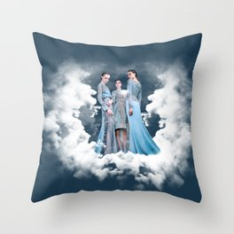 I Dream of Elie Throw Pillow
