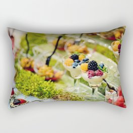 Cocktail Party Rectangular Pillow