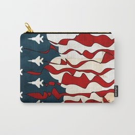 F15s American Flag Carry-All Pouch
