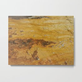 Yellowstone Caldera Metal Print