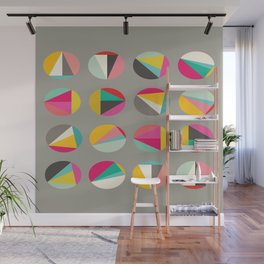 Irregular axiom Wall Mural